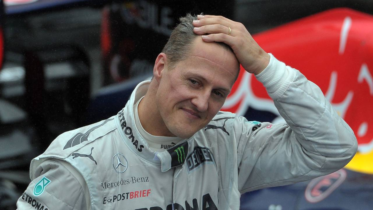 "The truth about ""horrible"" Michael Schumacher claims"
