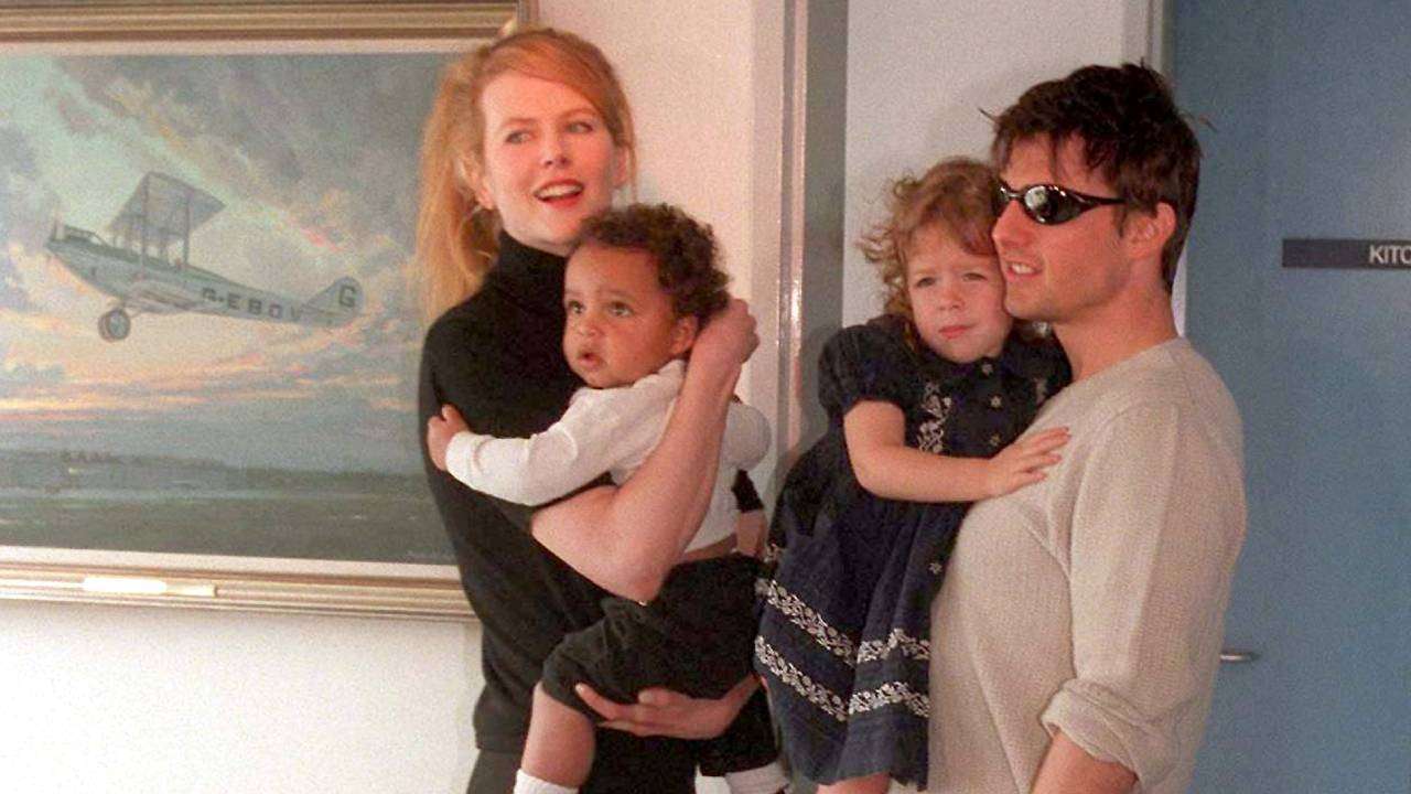 Nicole Kidman and Tom Cruise's daughter shares rare selfie