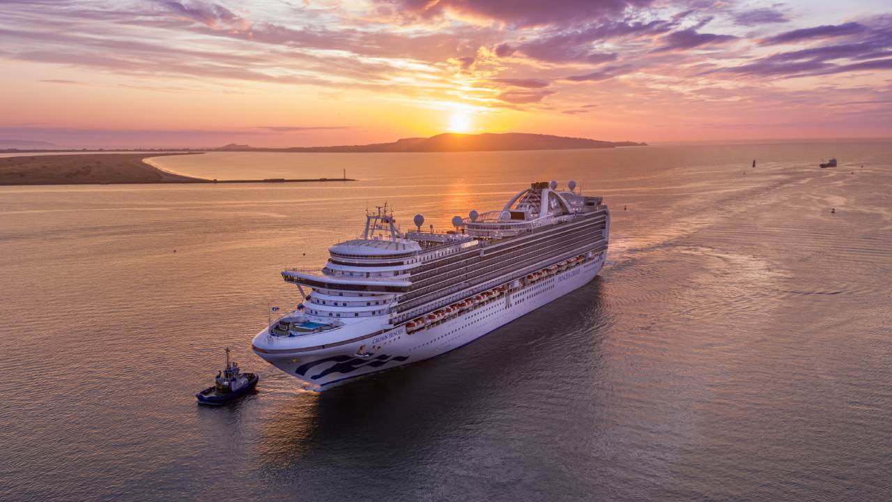 Sale into the sunset: Aussie cruises cancelled as Sun Princess and Sea Princess go under the hammer