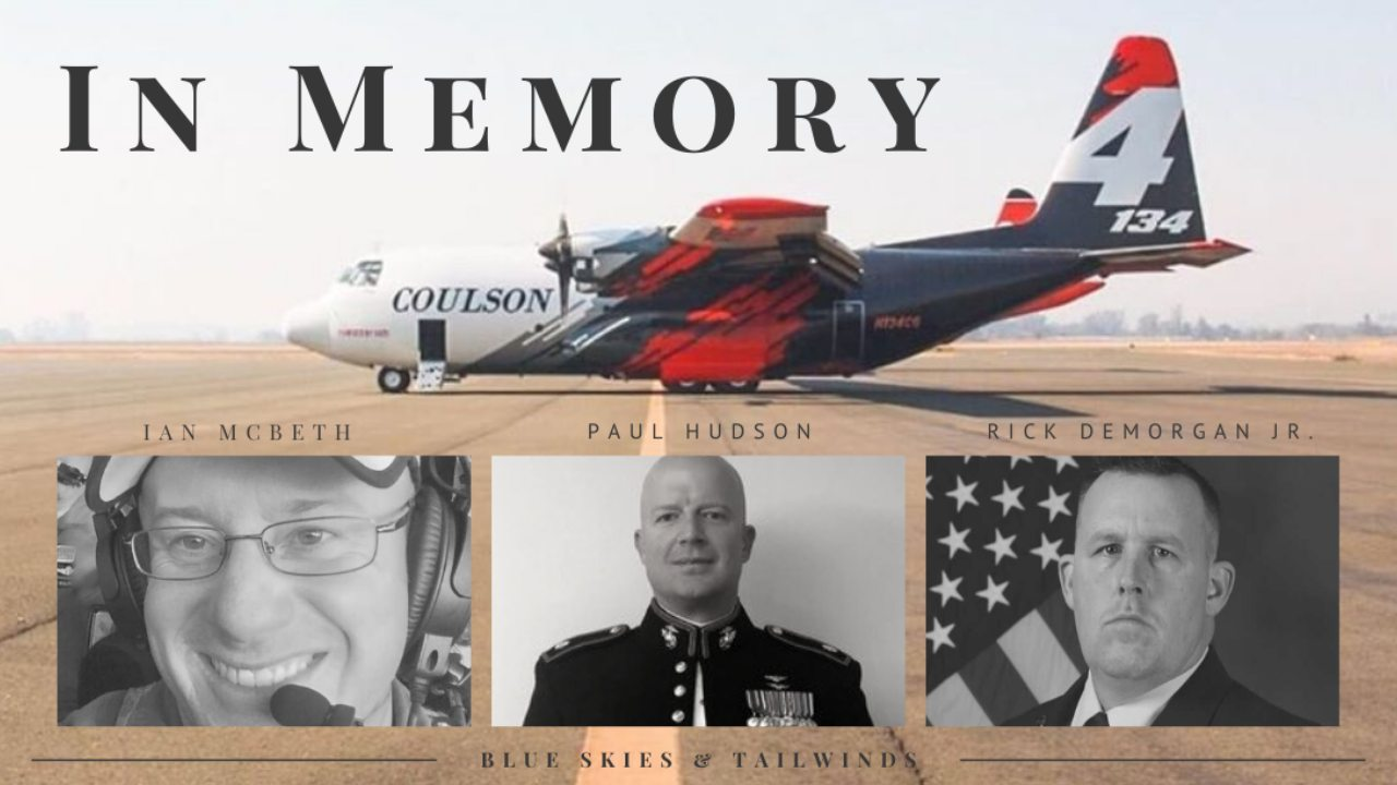 Final message from heroic firefighters lost to tragedy