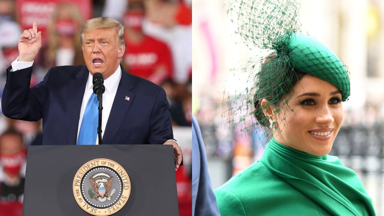 Trump's vicious take on Meghan Markle