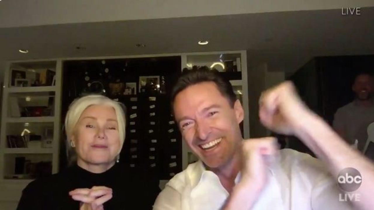 Hugh Jackman surprises fan with beautiful gesture
