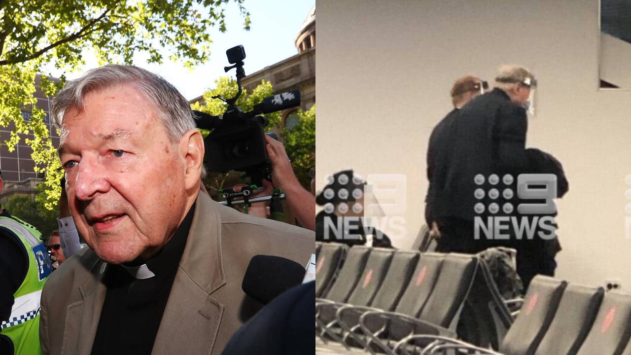 George Pell returns to the Vatican after child sexual abuse allegations quashed