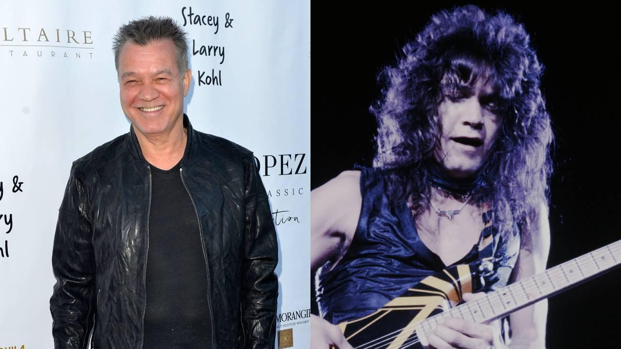 Eddie Van Halen dies from throat cancer | OverSixty