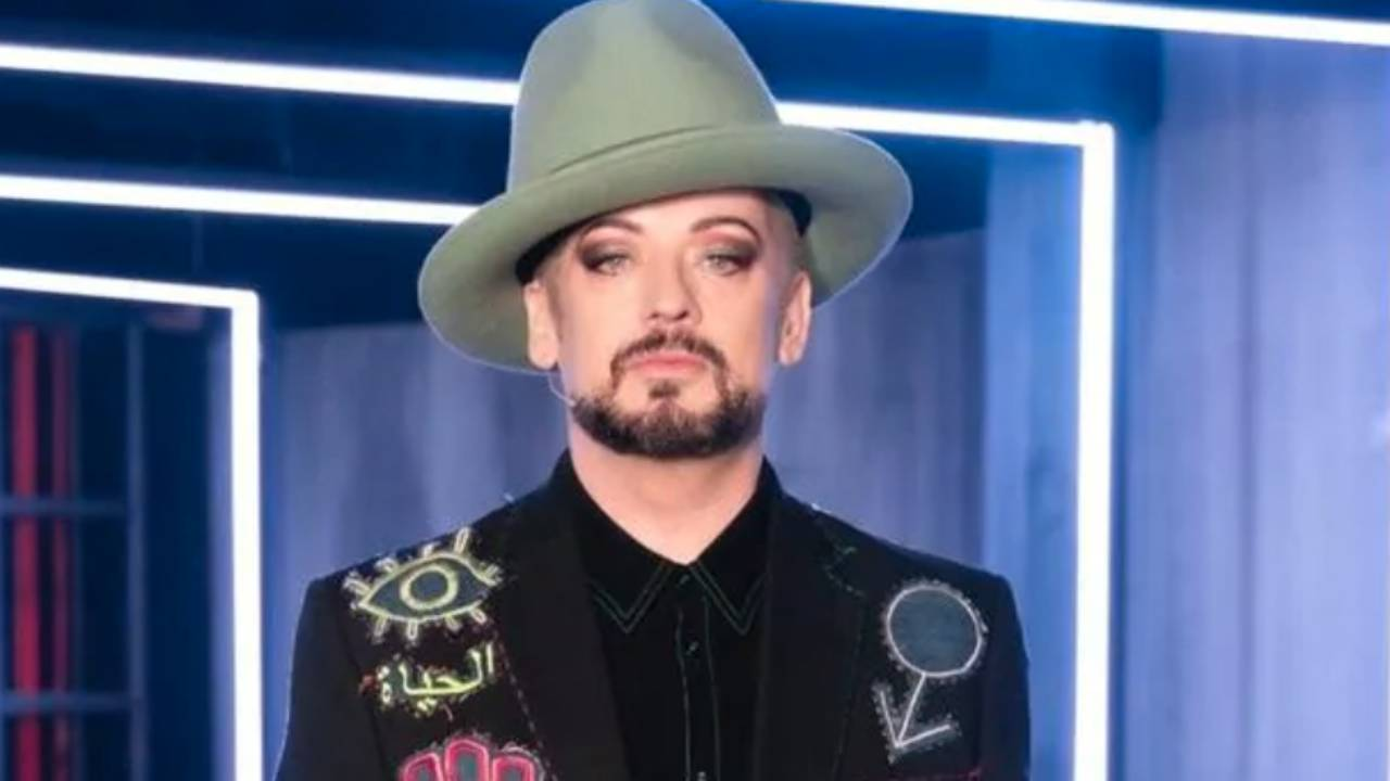 Boy George reveals all after being axed from The Voice Australia