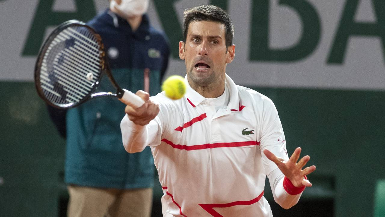 Novak Djokovic accused of cheating at French Open