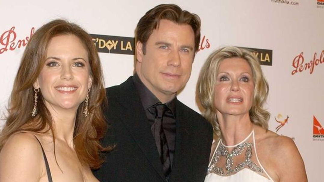 "Olivia Newton-John opens up about Kelly Preston's death: ""An incredibly difficult thing"""