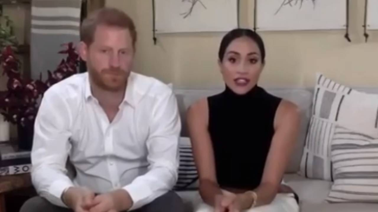 """First steps, first run, first fall"": Meghan Markle and Prince Harry excitedly reveal Archie's firsts"