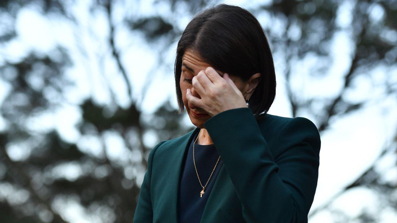 NSW Premier Gladys Berejiklian refuses to resign