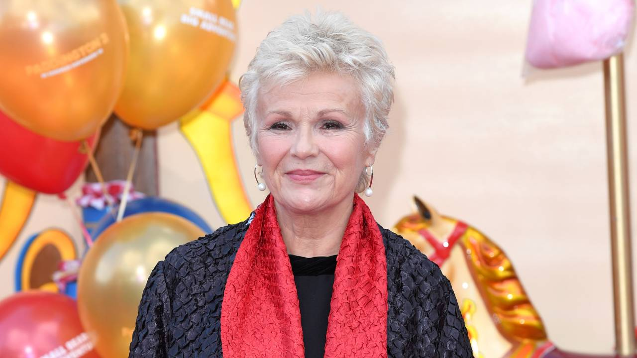 """Acting caused it"": Julie Walters quits after cancer diagnosis"