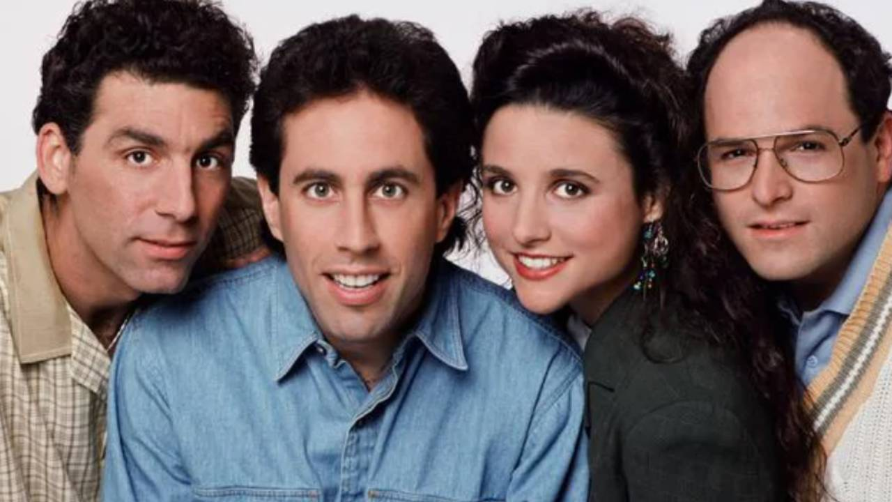 Seinfeld stars reunite for a special cause