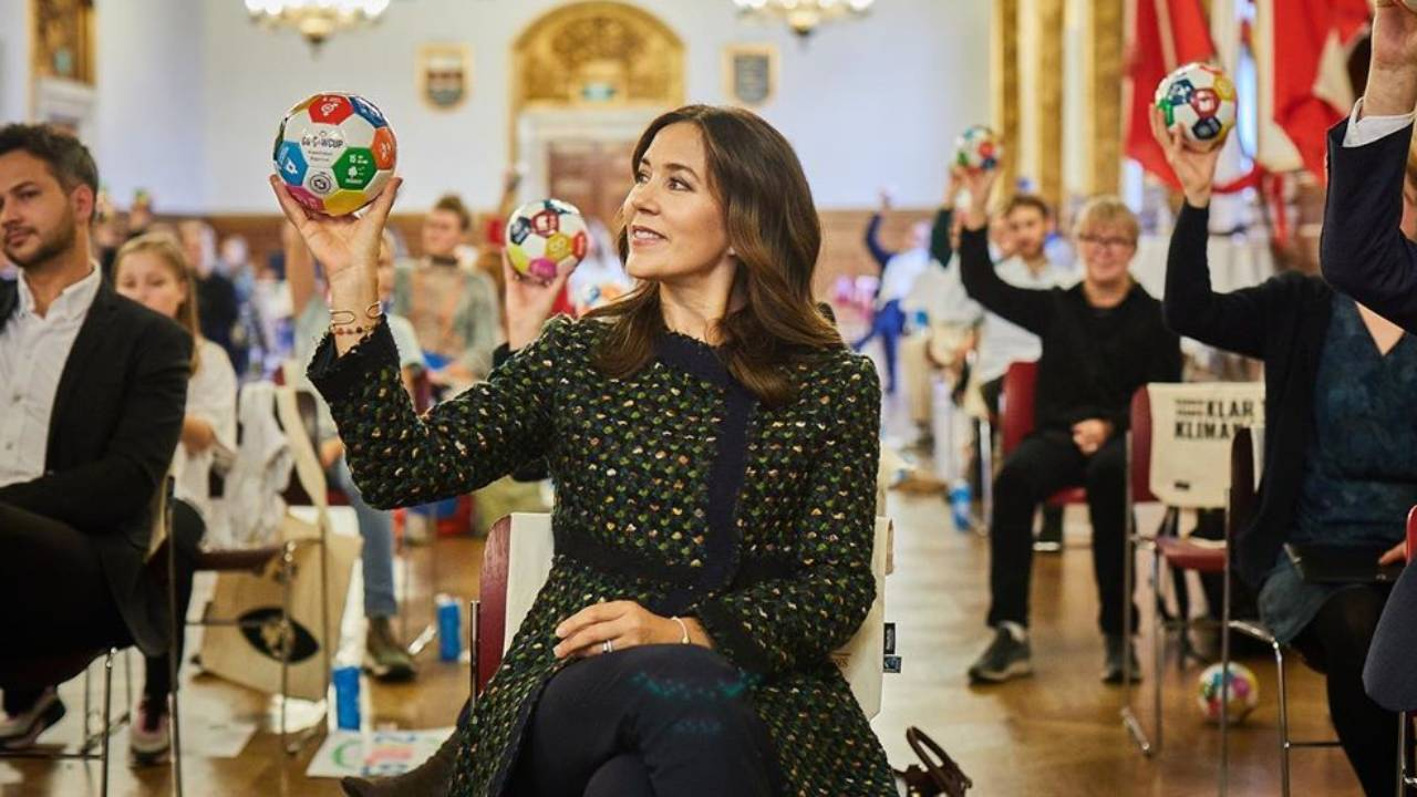 Princess Mary's whirlwind week of style