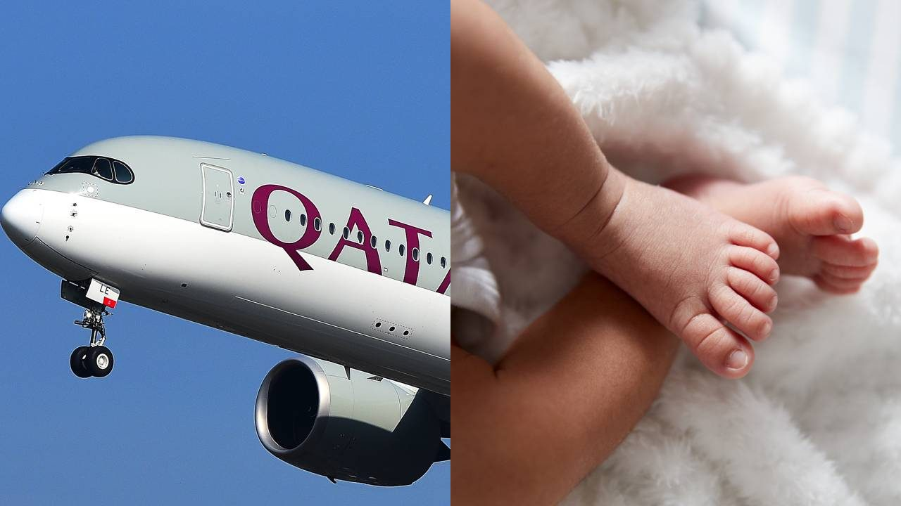 Qatar airport confirm dumped baby is still alive