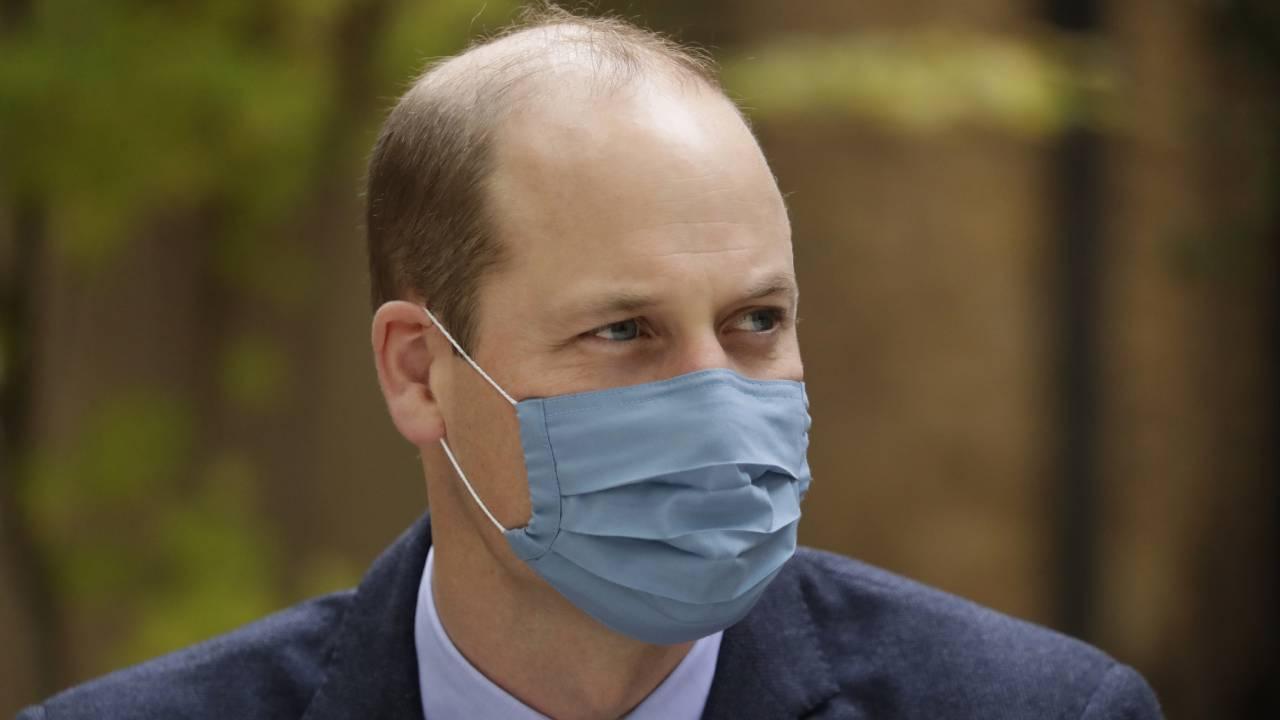 Prince William reveals his secret battle with COVID-19