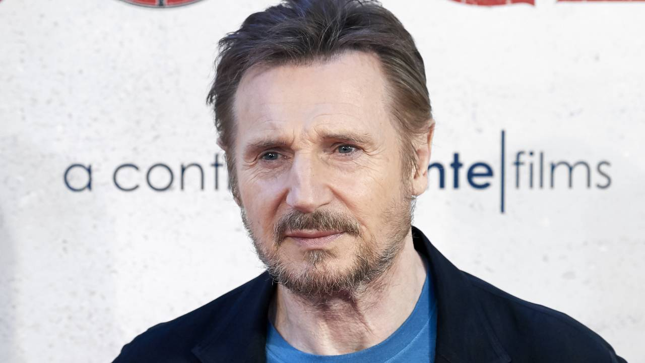 Liam Neeson in hotel quarantine as he touches down in Sydney