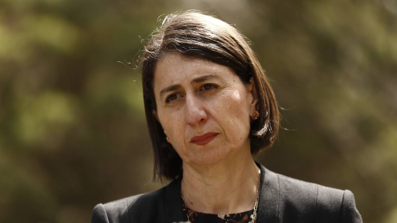 Gladys to open up NSW border to VIC in coming weeks