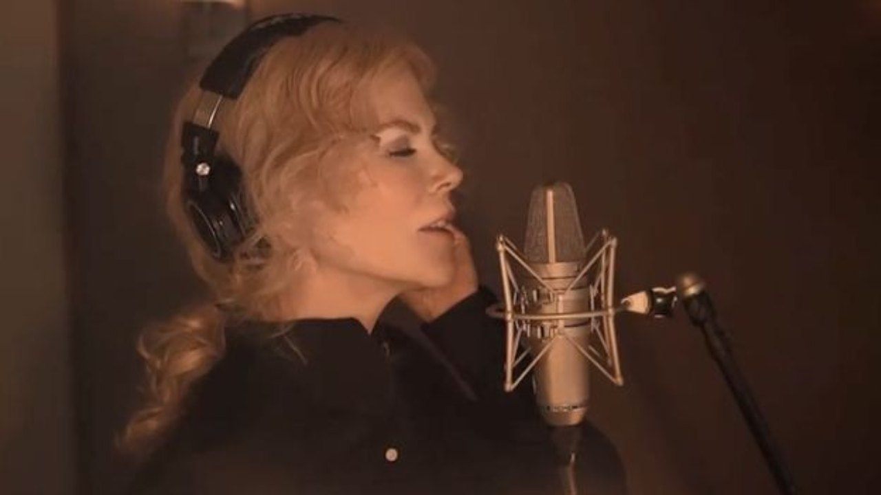 Nicole Kidman shows off incredible singing voice