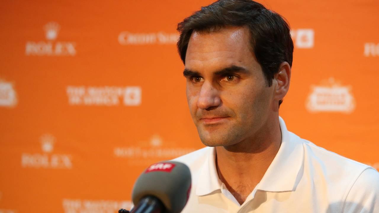 Roger Federer on the devastating tragedy that rocked his world