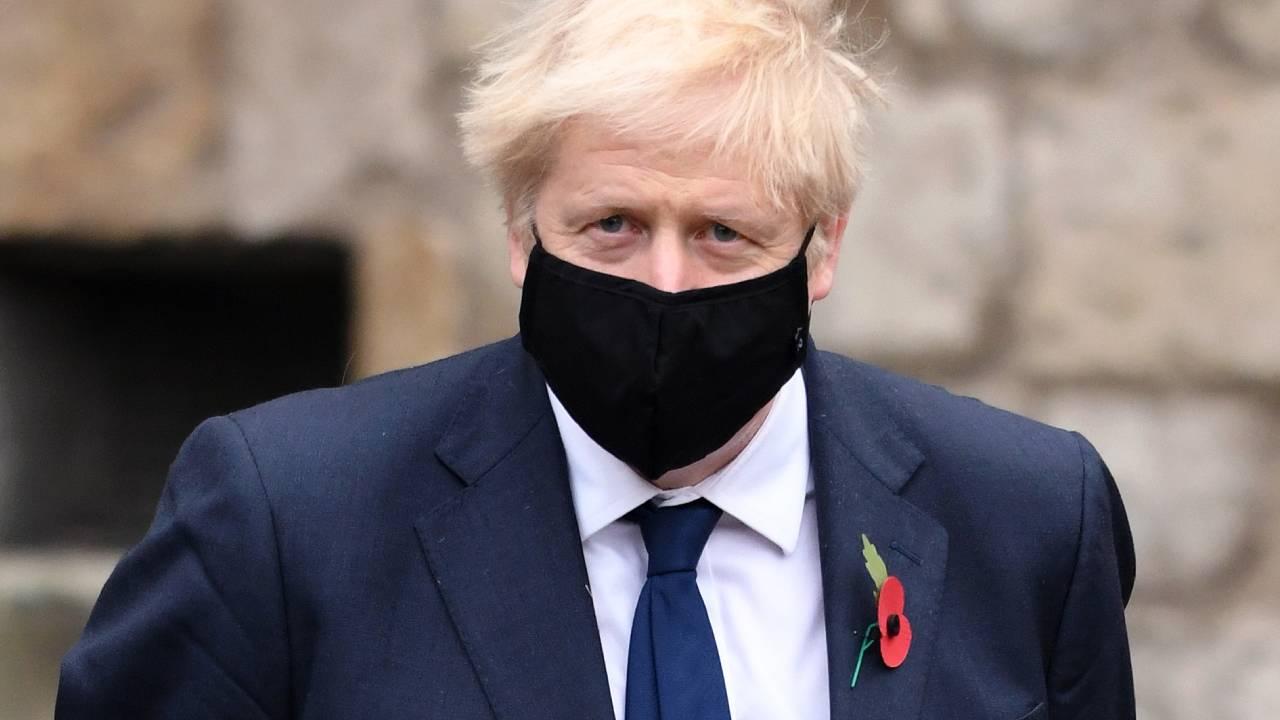 UK Prime Minister Boris Johnson self-isolating