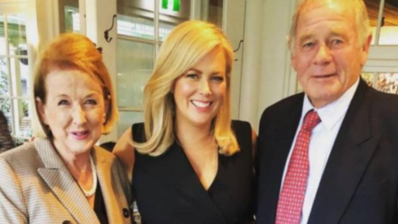 Samantha Armytage blasts Daily Mail for sharing videos of private funeral