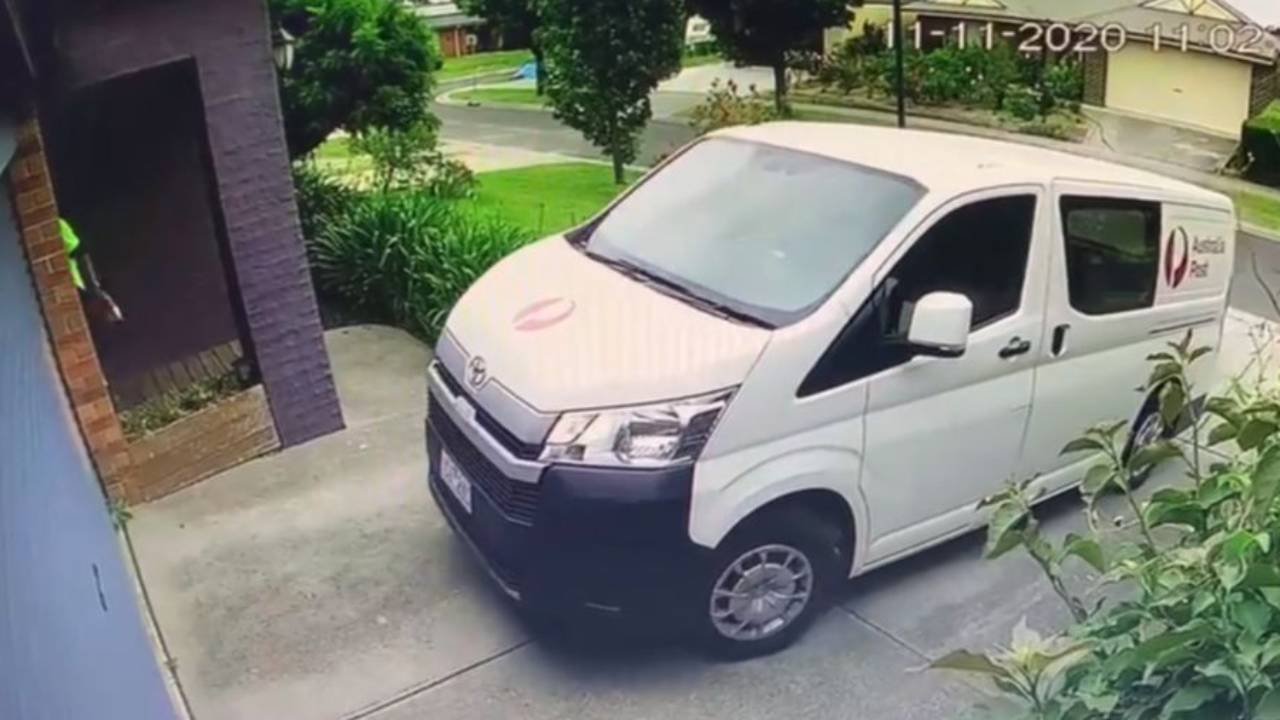 Australia Post responds after delivery goes horribly wrong