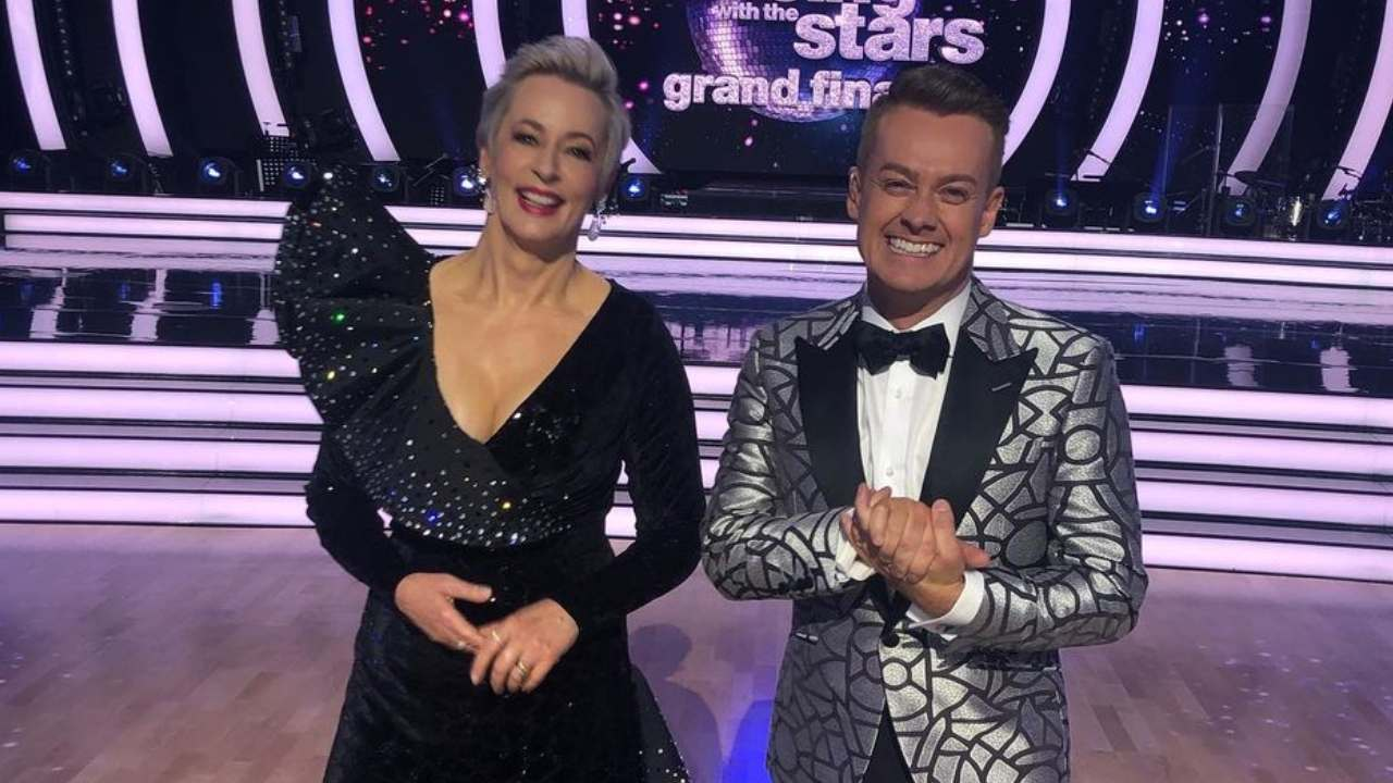 """It's what happens"": Grant Denyer addresses Dancing With The Stars axing"