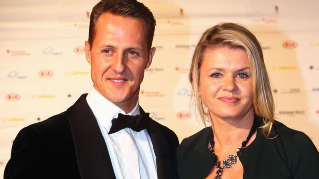 Heartwarming update on F1 legend Michael Schumacher