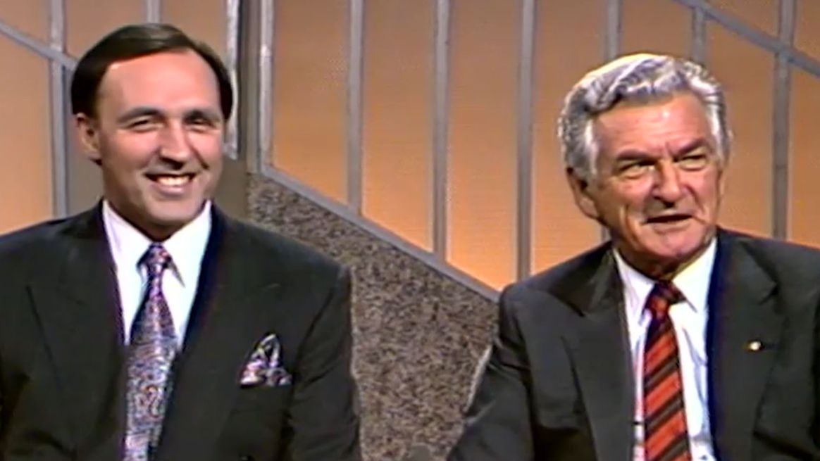 The Bob Hawke and Paul Keating interview that almost never happened