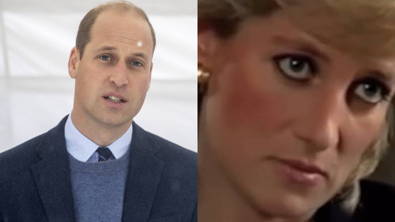 Prince William breaks silence over investigation into Princess Diana's famous interview