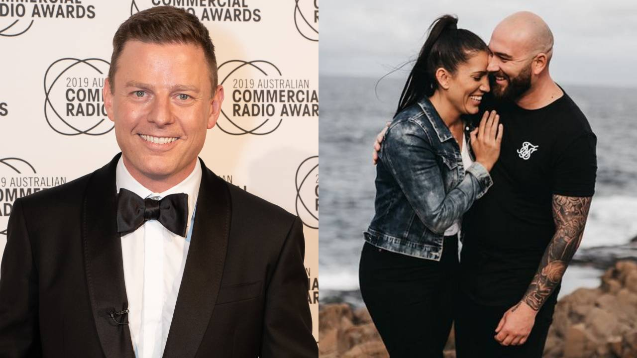 Ben Fordham rescues Sydney bride's wedding