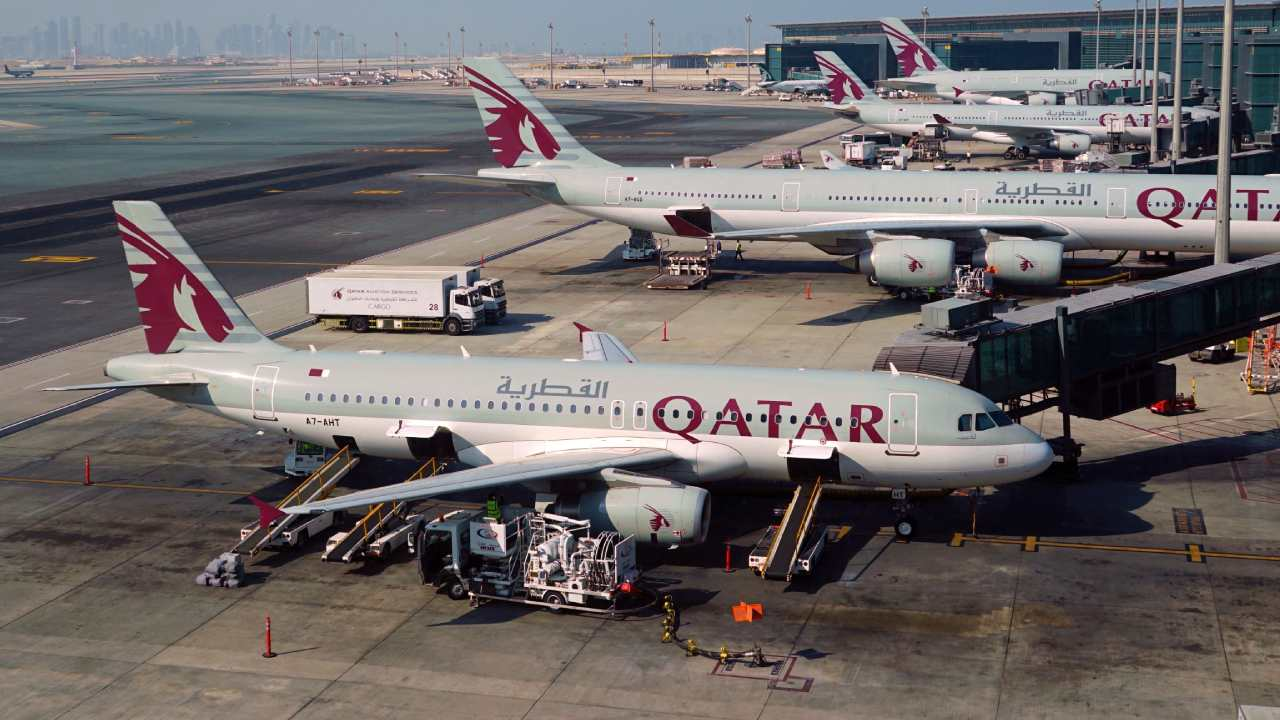 Mother of dumped Qatar airport baby found