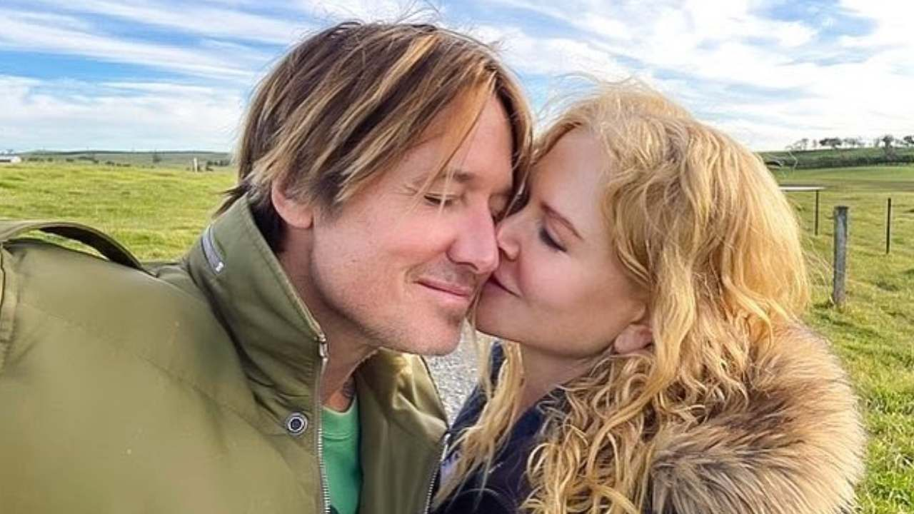 """Nicole Kidman said husband Keith Urban saved her from the """"great killer"""" of loneliness"""