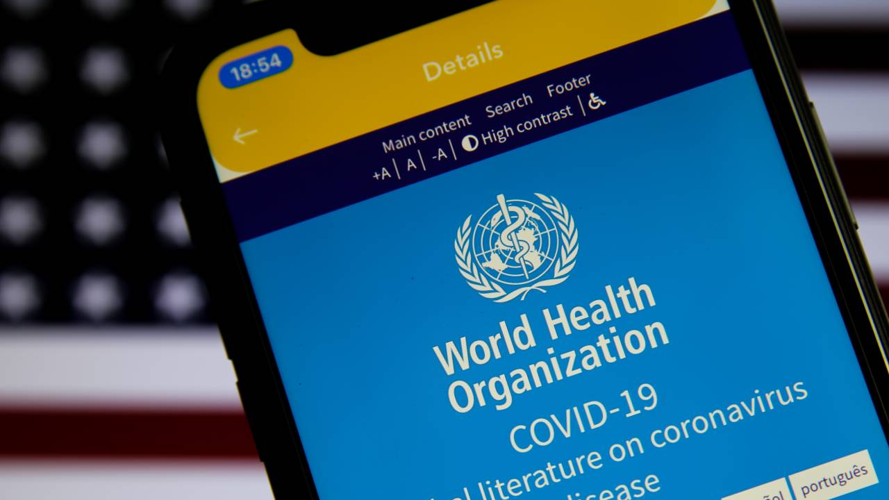 "World Health Organisation ""unlikely"" to list COVID-19 as disease that needs proof"