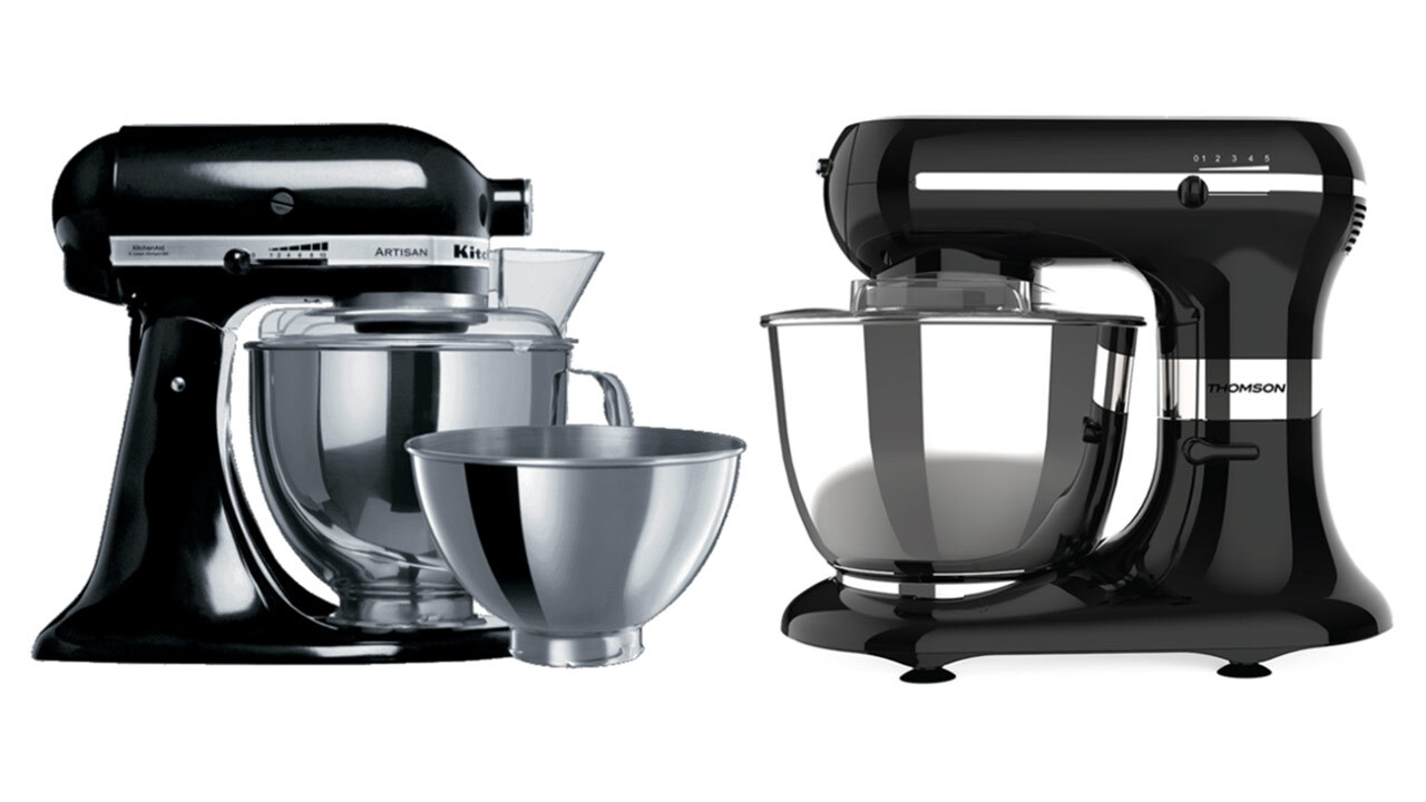 Coles sells $90 dupe of $700 KitchenAid stand mixer