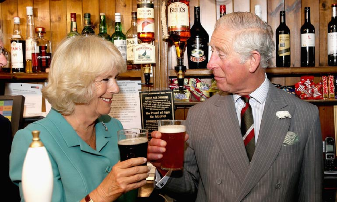 The conspiracy to keep Charles and Camilla apart
