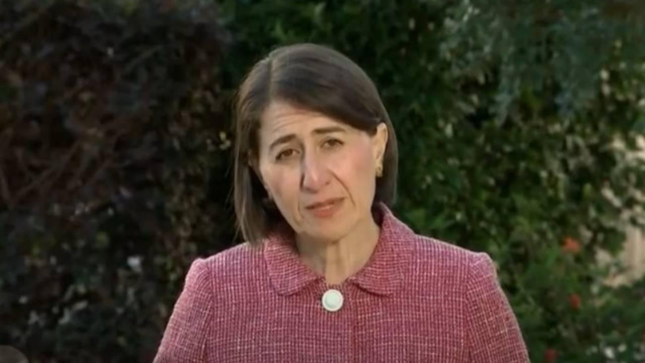 Gladys Berejiklian reacts to another hotel quarantine breach