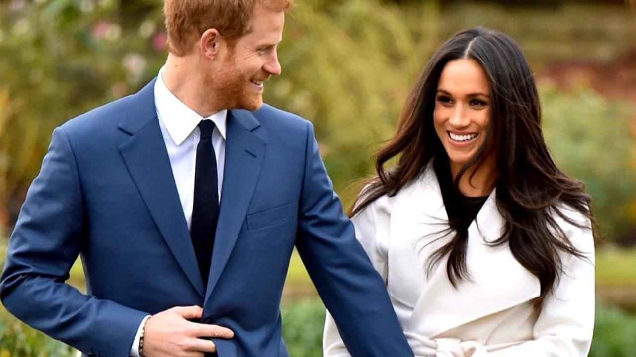 Prince Harry and Meghan Markle's podcast has cute surprise visitor