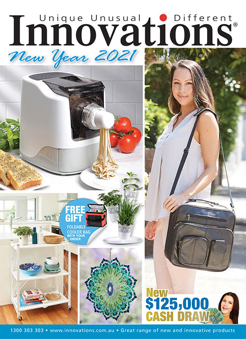 Innovations Catalogue - New Year 2021