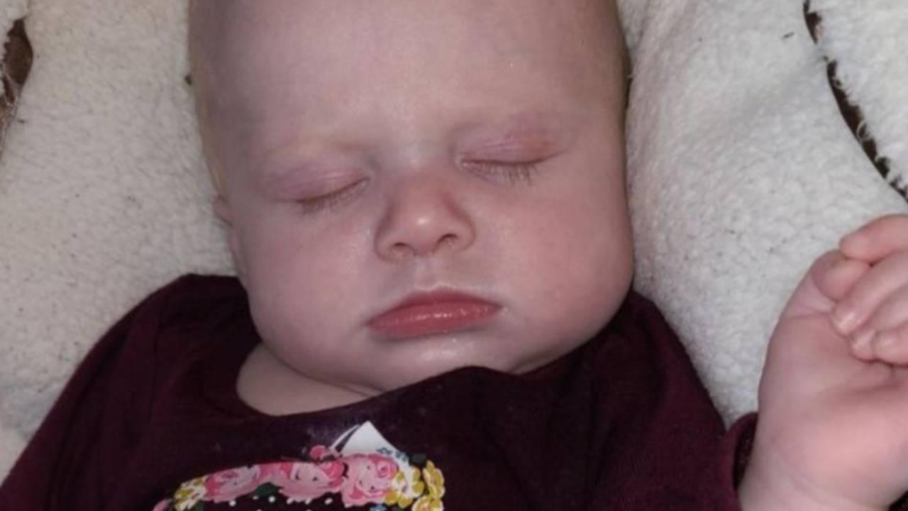 """She's not breathing"": Family dog kills baby on New Year's Eve"