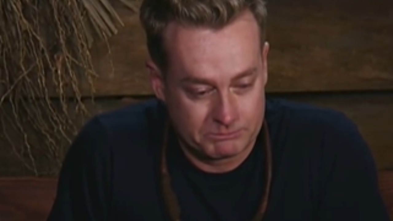 Grant Denyer breaks down in tears as he recalls the time he almost died