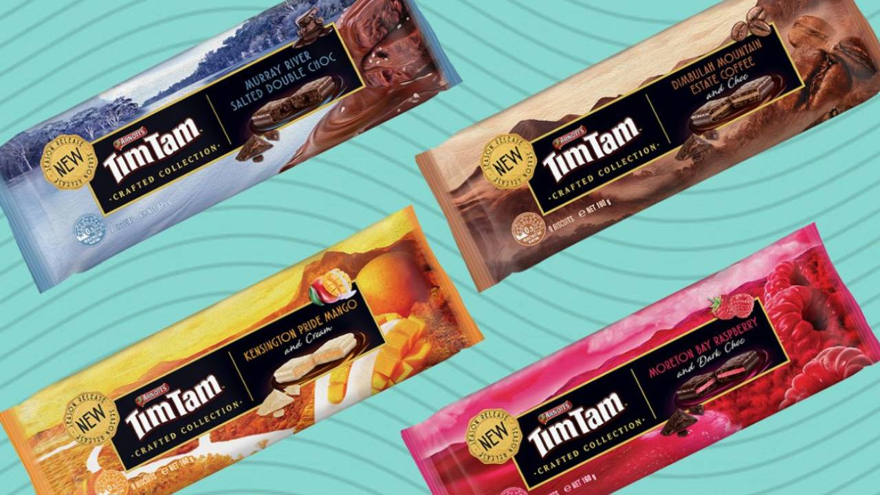 Tim Tams debuts four new flavours