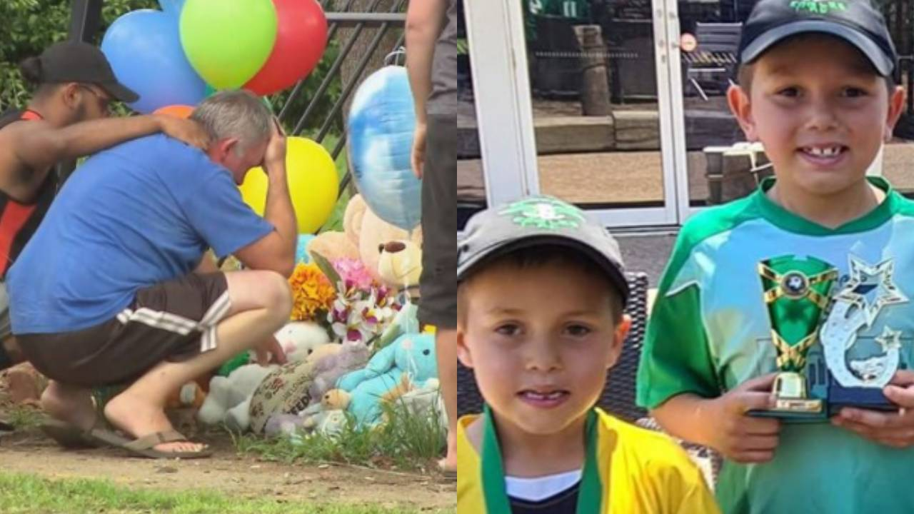 """Two boys gone"": Father of boys killed in Wellington crash devastated"