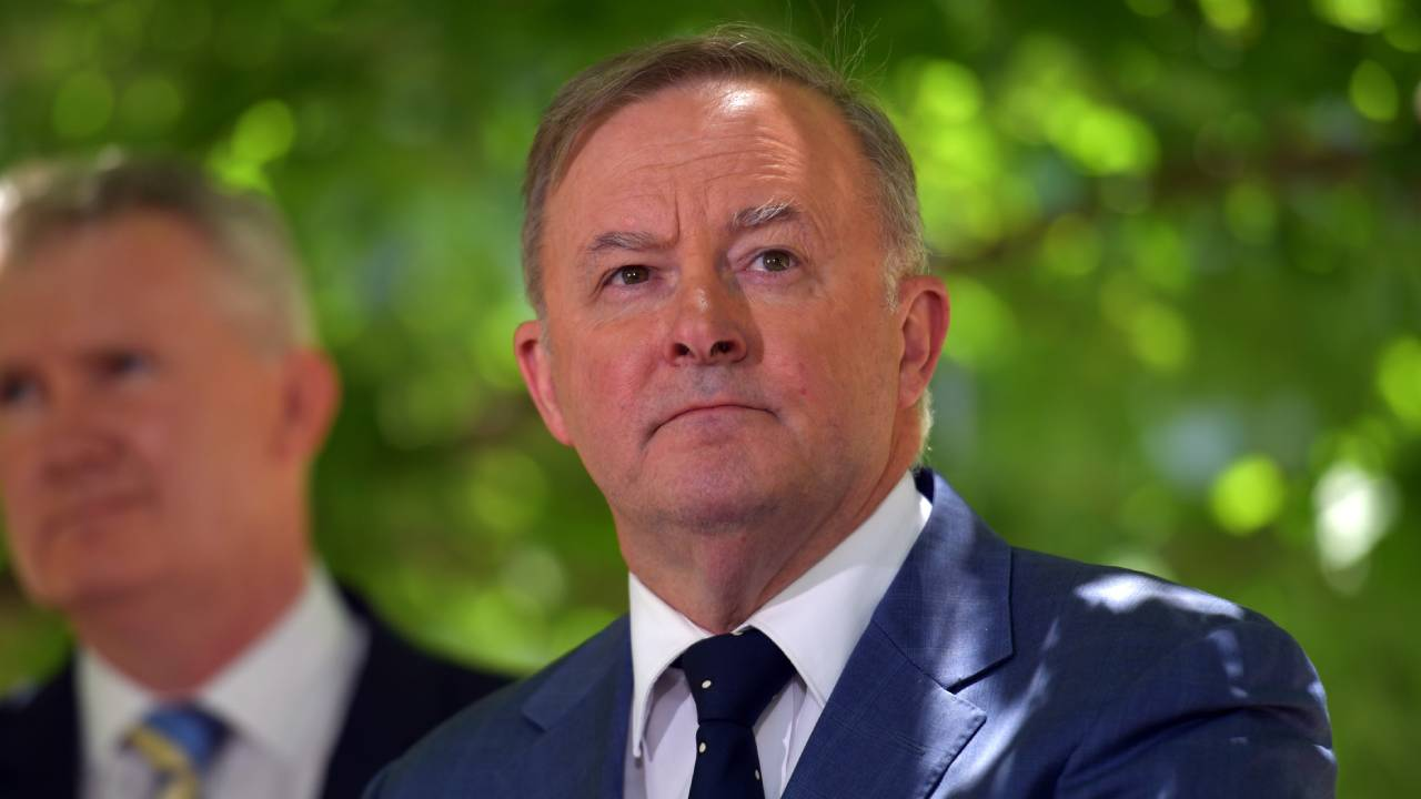 Anthony Albanese's startling admission after serious car crash