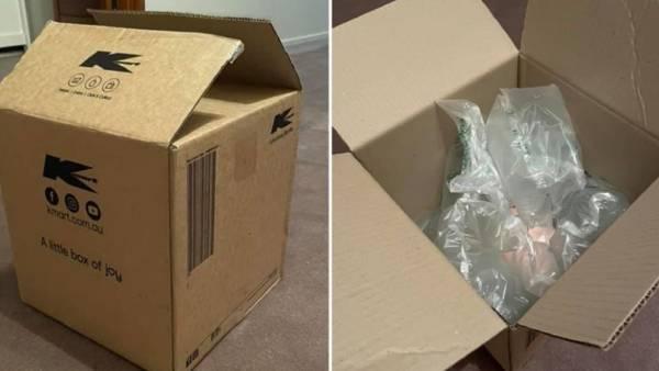 "Shopper slams Kmart over ""ridiculous"" packaging"