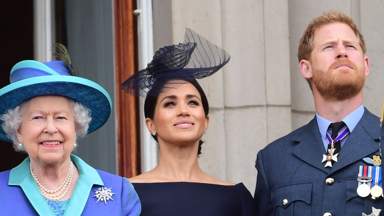 "Prince Harry and Meghan Markle ""expected to join Queen"" at 95th birthday"