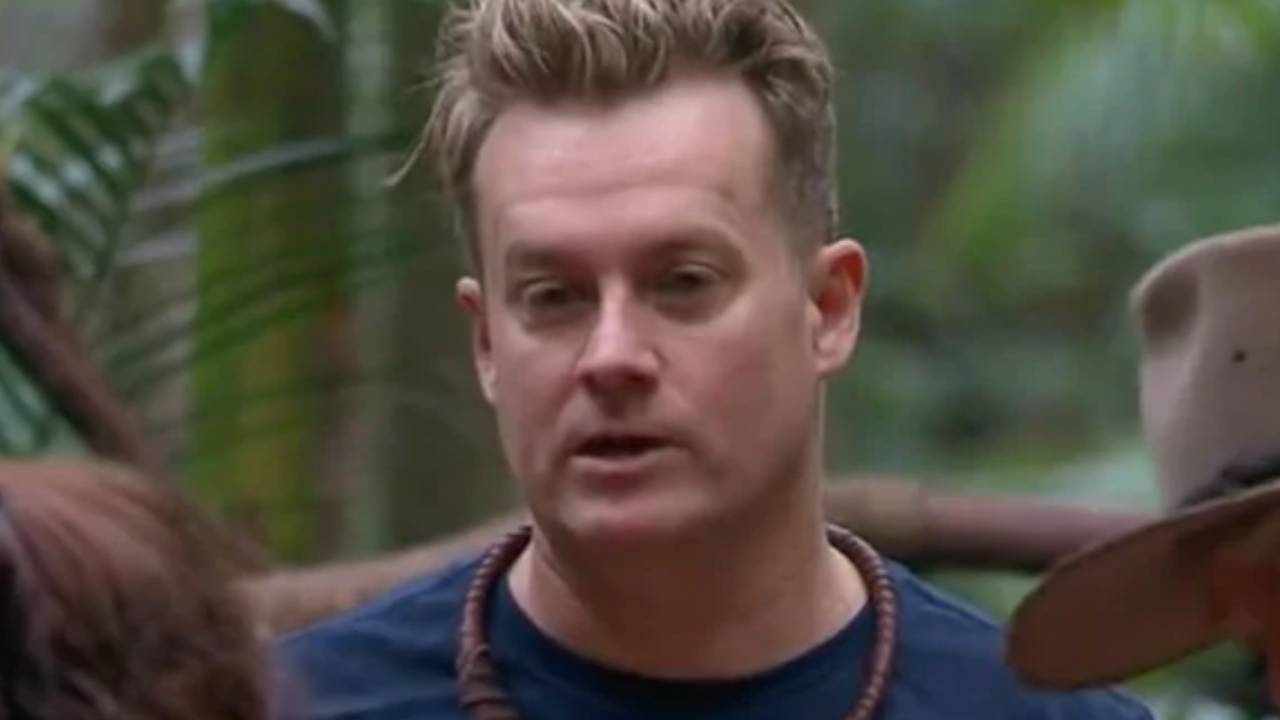 """This is going to kill me"": Grant Denyer's stunning dig at I'm a Celeb castmates"
