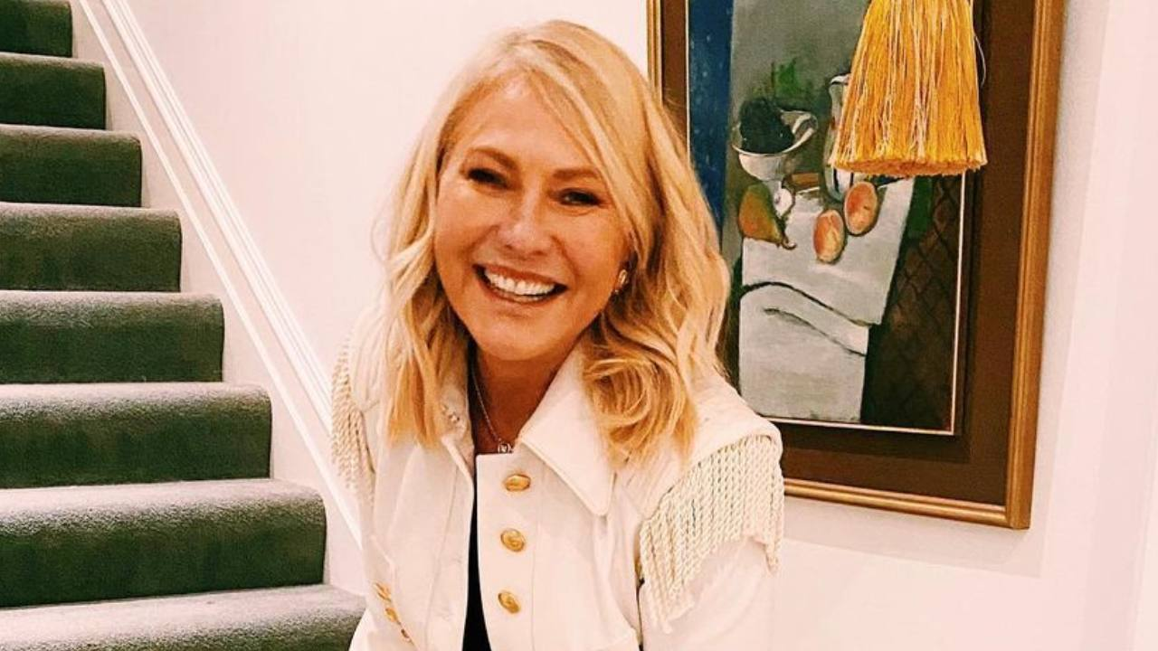 Kerri-Anne Kennerley shares update after horrific accident