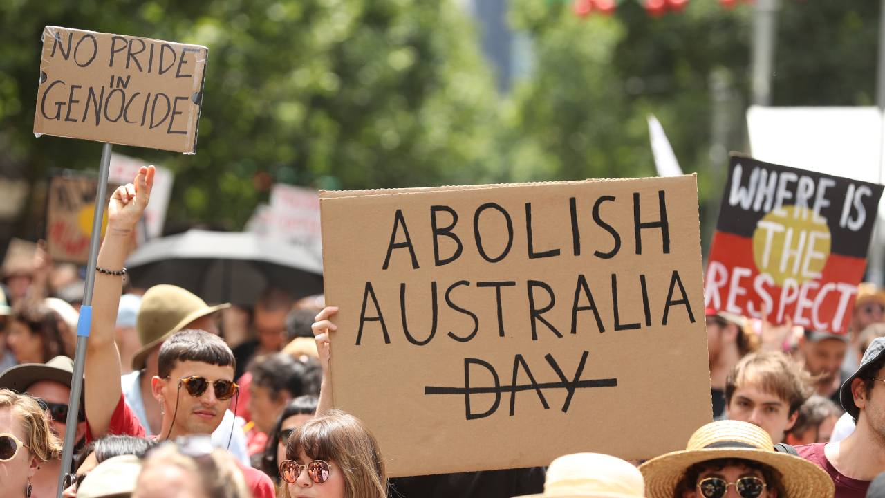 """Day of mourning"": Calls to scrap Australia Day grow louder"