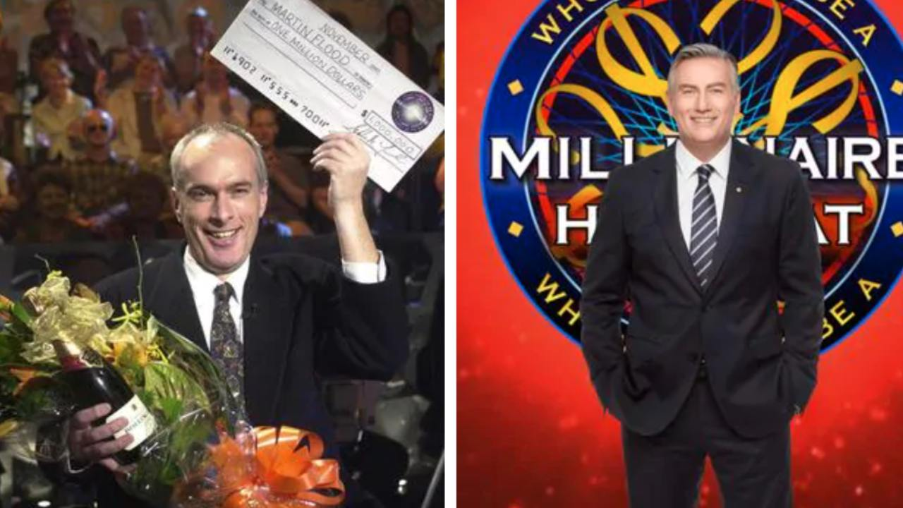 Eddie McGuire reveals Who Wants To Be A Millionaire contestant suspected of cheating