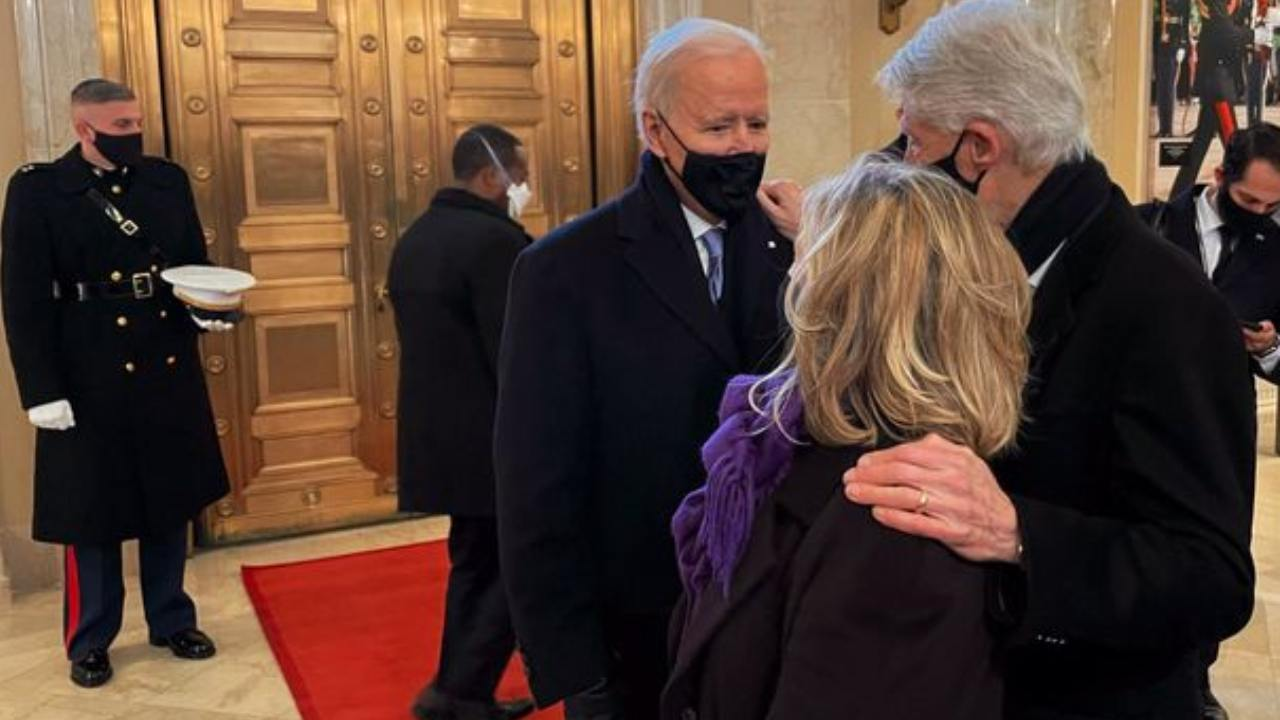 Unexpected Prince Harry cameo in Biden's inauguration leaves fans stunned